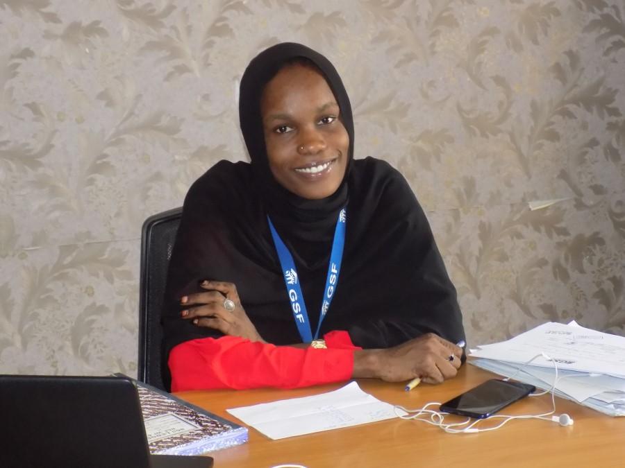 Amina Adam Muhammad